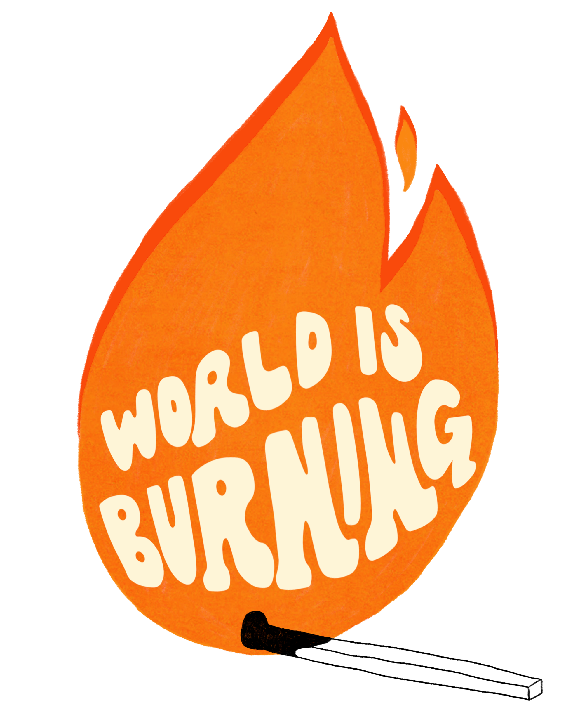 World Is Burning